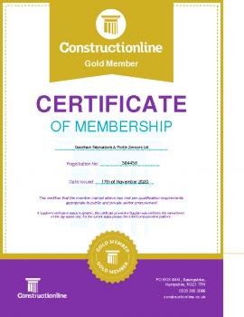 Construction Line Cert 17.11.20