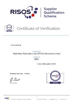 RISQS Cert of Verification 5920 exp 11.02.21